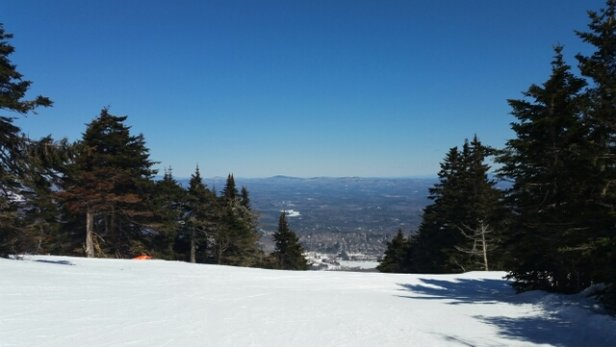 Stratton Mountain - Firm at the top.  Not bad at the bottom.   - © anonymous