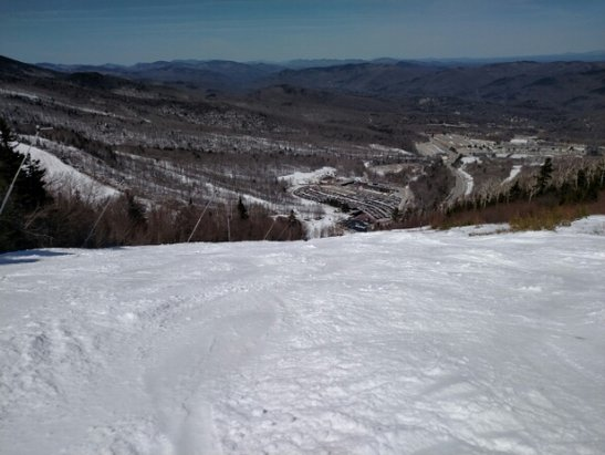 Killington Resort - Spring days that you dream about! - © skifast.pb