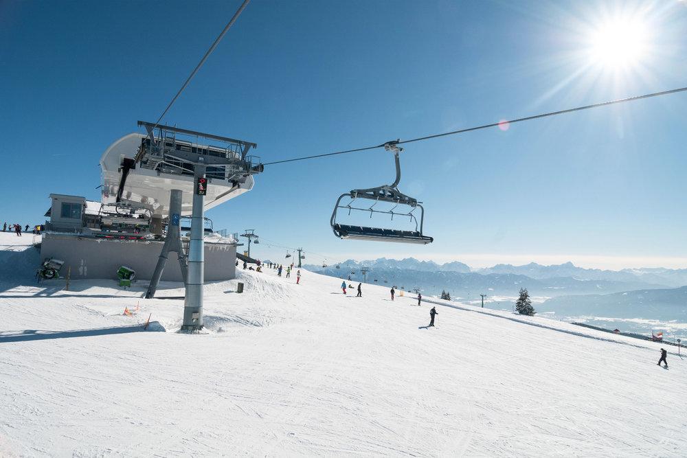 Gerlitzen Gipfel - © Region Villach Tourismus GmbH