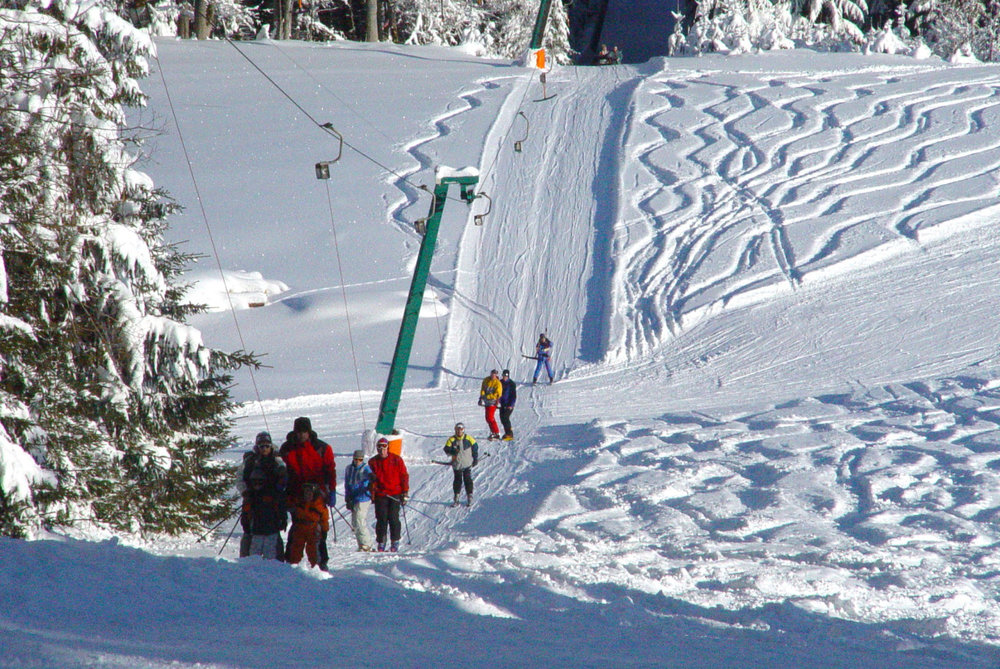 Skigebiet Glasenberg  - © www.glasenberg.at