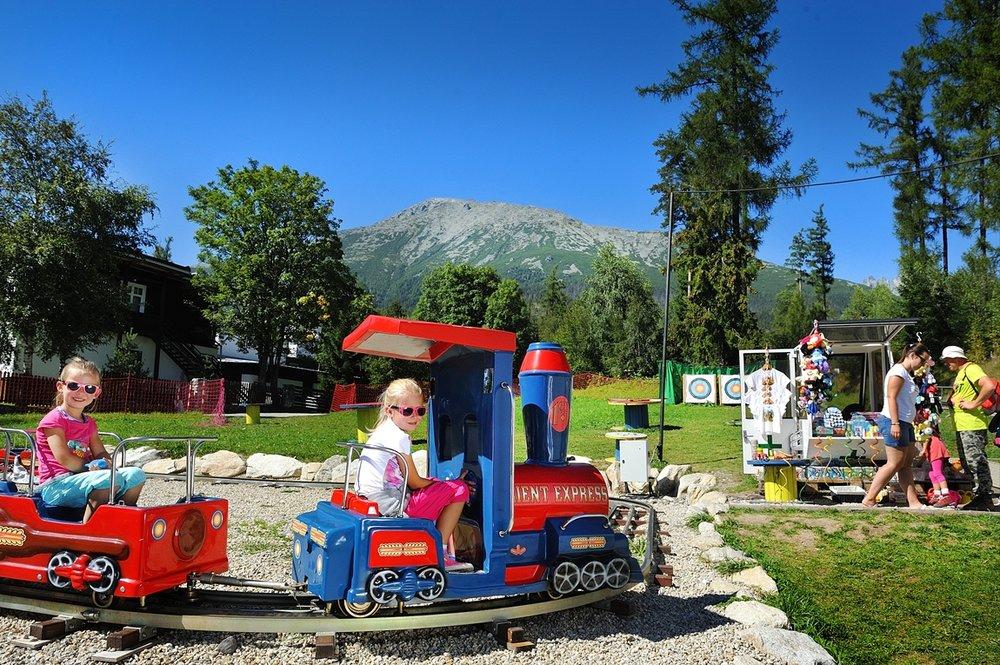 Funpark Starý Smokovec - © TMR, a.s.
