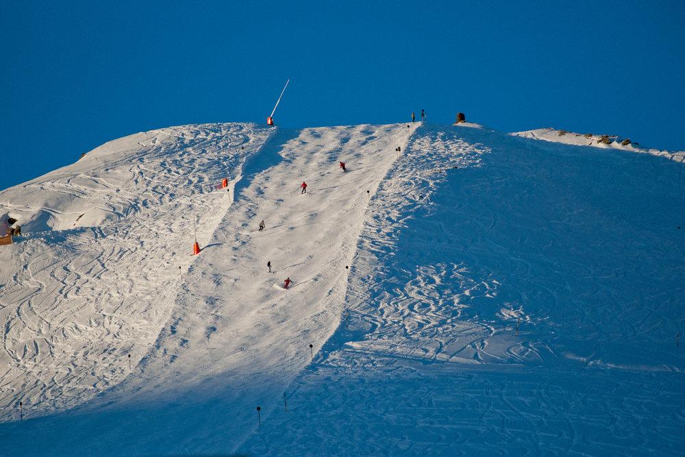 Eindrücke aus dem Skigebiet Kappl - © © TVB Paznaun - Ischgl