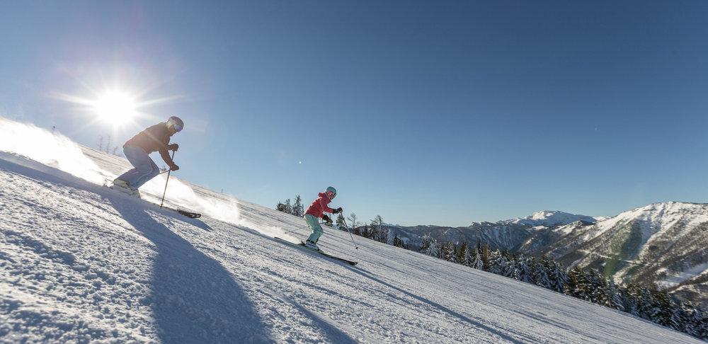 Skifahren am Ötscher - © (c) Martin Fülöp | Ötscher