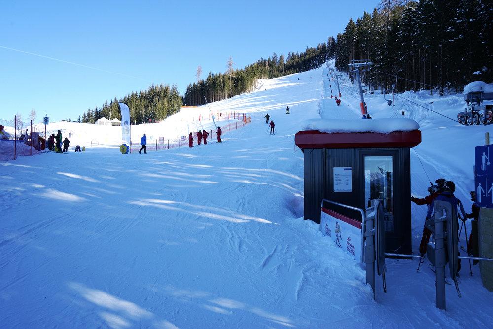 Skigebiet Kellerjoch - © Berg- und Schilift Schwaz-Pill Ges.m.b.H
