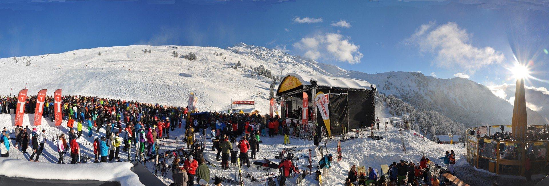 Hochzeiger Ski-Opening - © https://www.pitztal.com