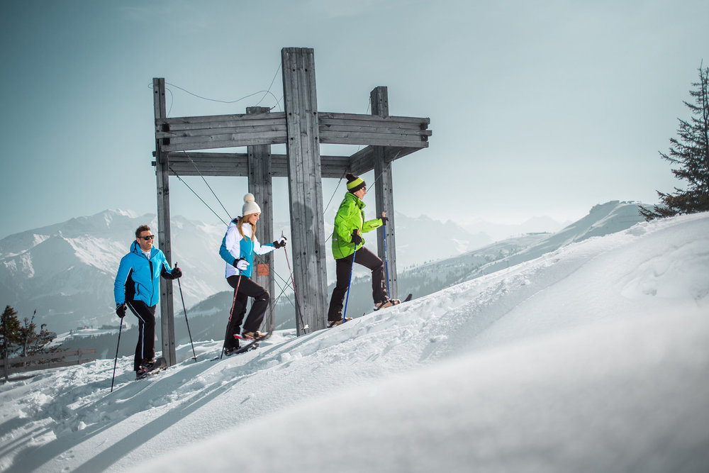 Schneeschuhwanderung - © Schmittenhöhebahn