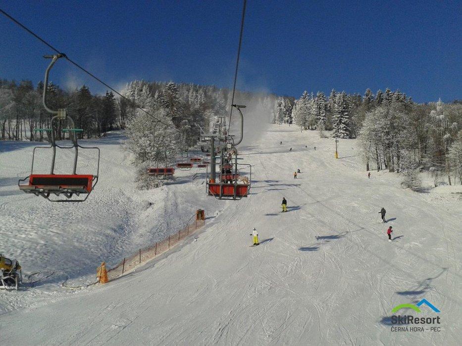 Skigebiet ČERNÁ HORA - PEC - © SkiResort ČERNÁ HORA - PEC