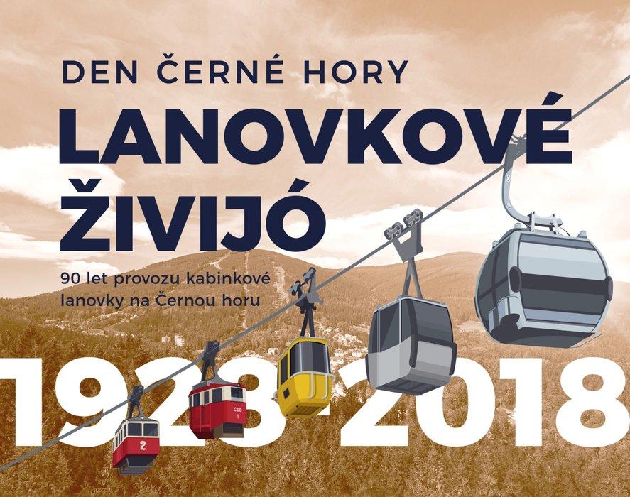Oslava 90. výročí lanové dráhy na Černou horu  - © SkiResort ČERNÁ HORA - PEC