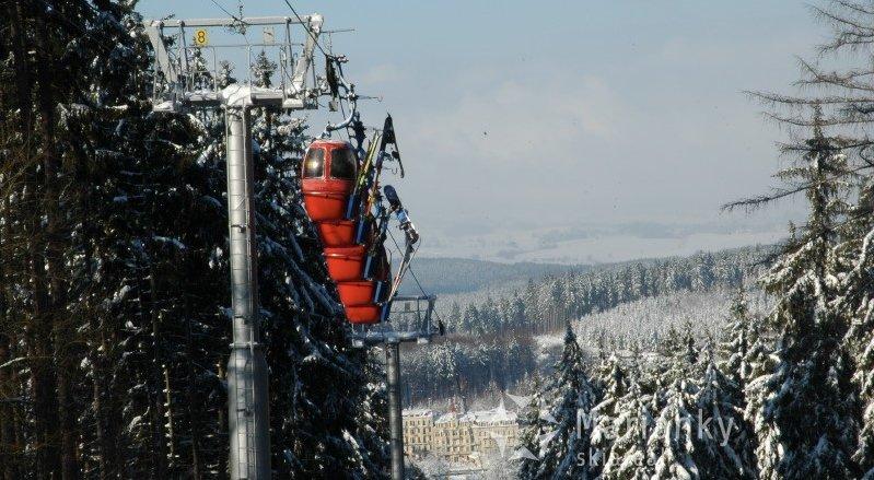 Skiareál Mariánky - © Snowhill