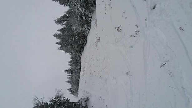 Gore Mountain - Sick opening day!! Fresh tracks. In some spots knee deep. - © anonymous