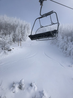 Tremblant - Great first day at Tremblant  - © Salros