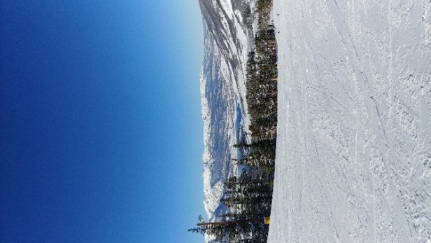 Keystone - snow was great today. the moubtain was peaceful. it was a great day to ride. - © Mike j