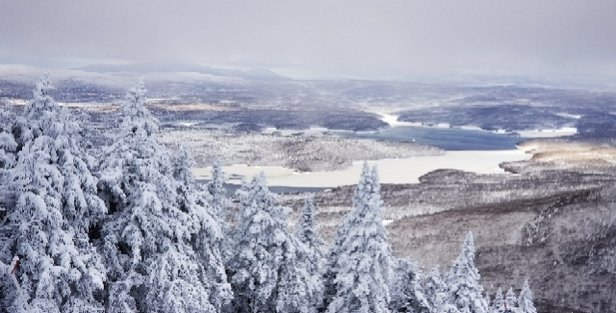 Mount Snow - from the summit - © anonymous