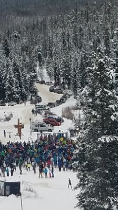 Winter Park Resort - No Challenger, Iron Horse or Zephyr open?!? WTF?!? Poor planning! - © anonymous