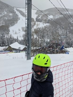 Beaver Creek - awesome powder day. even got to catch some birds of prey world cup  - © anonymous