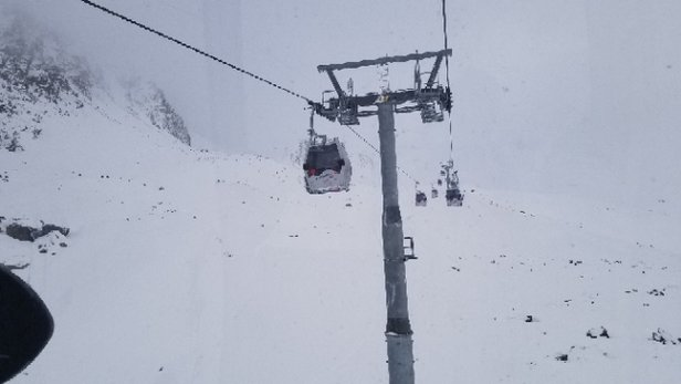 Obergurgl-Hochgurgl - great early season conditions  - © anonymous