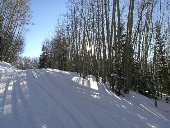 Sunlight Mountain Resort - good conditions for early season... - © anonymous