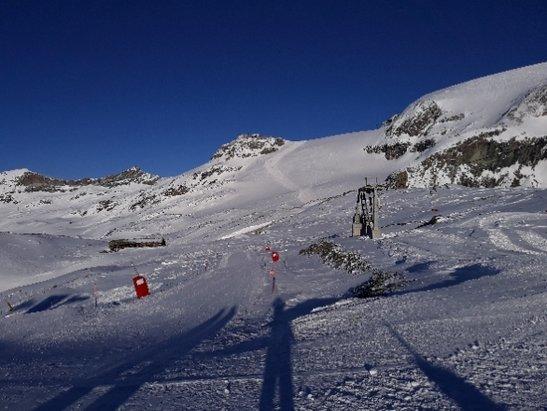 Cervinia - Breuil - finita oggi settimana bianca.condizioni stupende.cervinia sempre la numero uno. - © DANILO