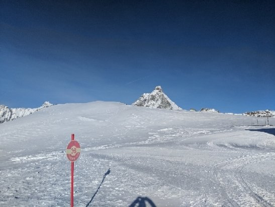 Cervinia - Breuil - sunny day in Cervinia! - © anonymous