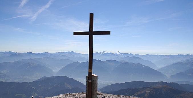 Region Hochkönig_Gipfelkreuz