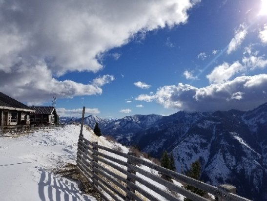Sundance - perfect, early season day!! - © Brie