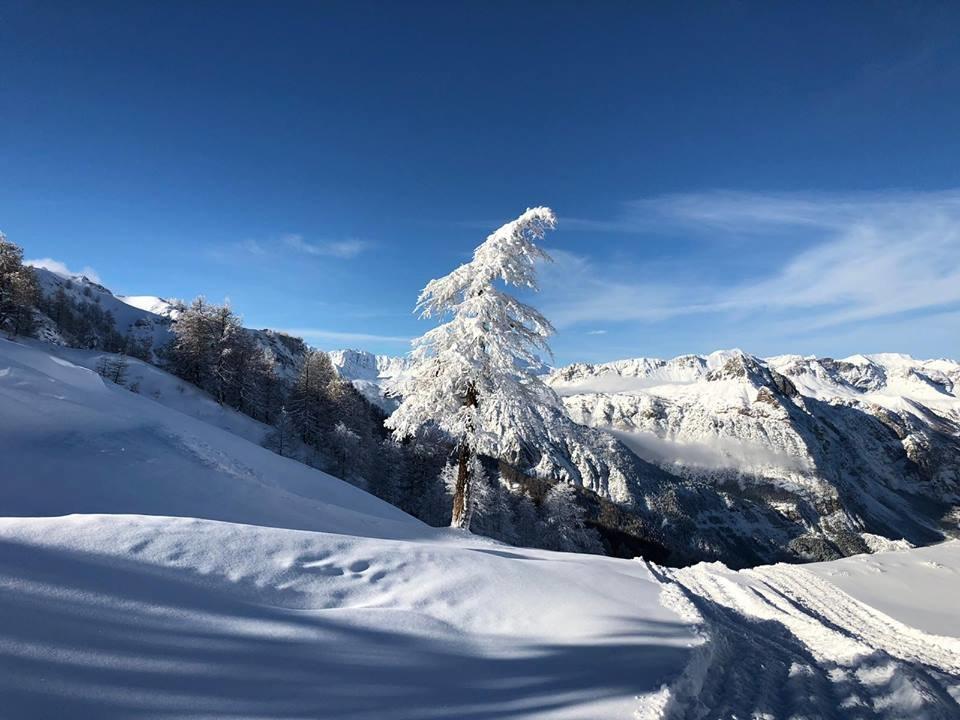 Bardonecchia 24.11.18 - © Bardonecchia/Facebook
