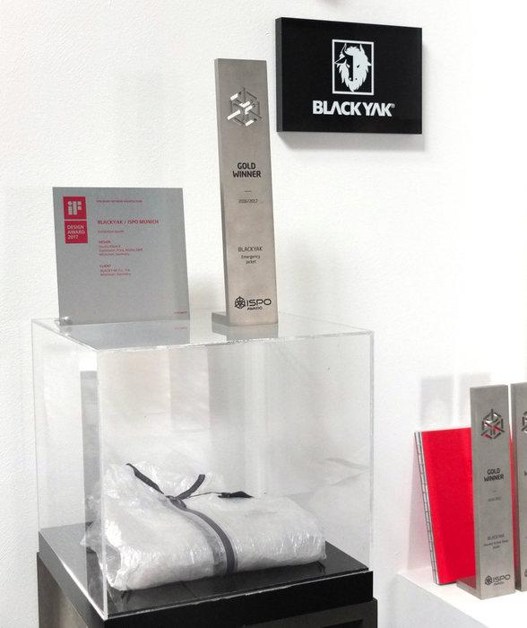 Mit seinen Produkten hat BLACKYAK schon zahlreiche Preise eingeheimst - © BLACKYAK