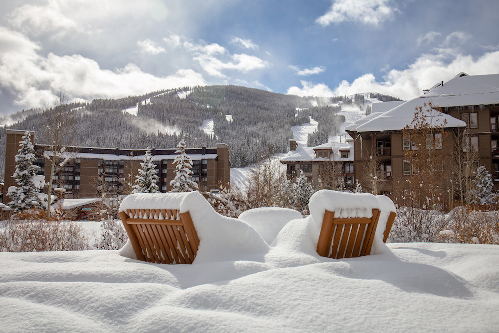 Is there a better way to wake up in the morning? - © Curtis DeVore, Copper Mountain