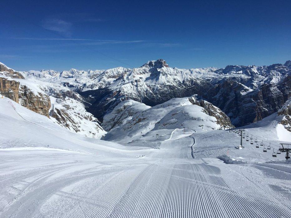 Cortina d'Ampezzo - 31 Marzo 2018 - © Dolomiti Superski - Cortina d'Ampezzo Facebook