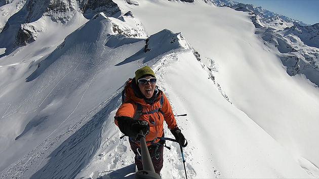 De Haute Route, van Chamonix naar Zermatt op ski's. - © Katrien Aerts