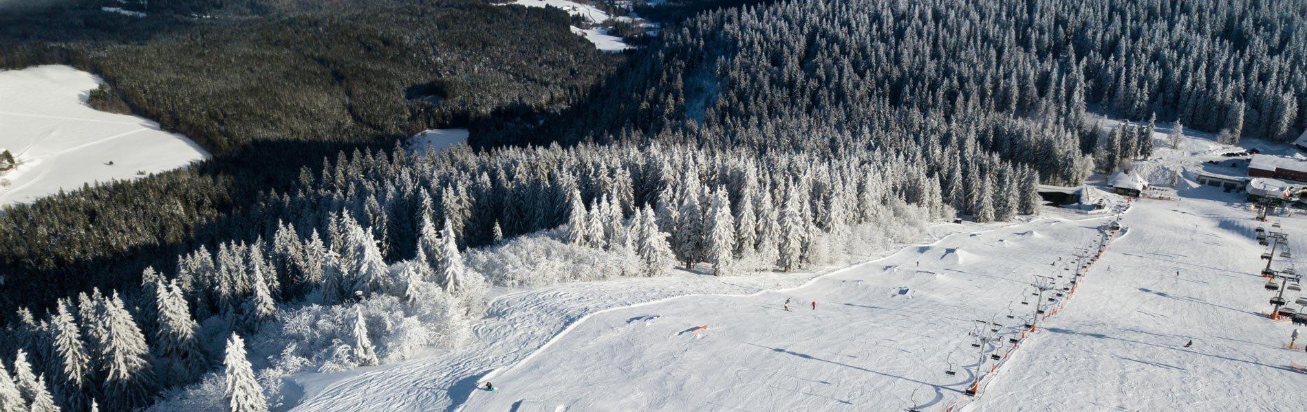 Der Snowpark am Feldberg wird im Jahr 2018/2019 nicht mehr geshaped werden - © https://www.snowpark-feldberg.de