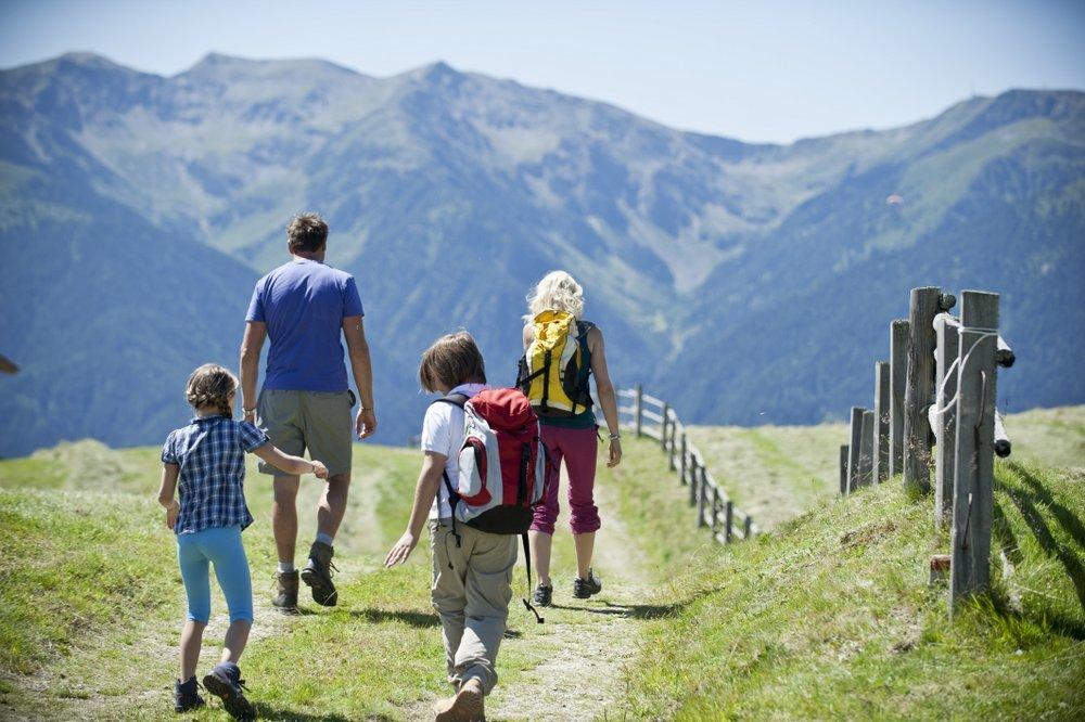 Wandern im Eisacktal - ©  IDM Südtirol