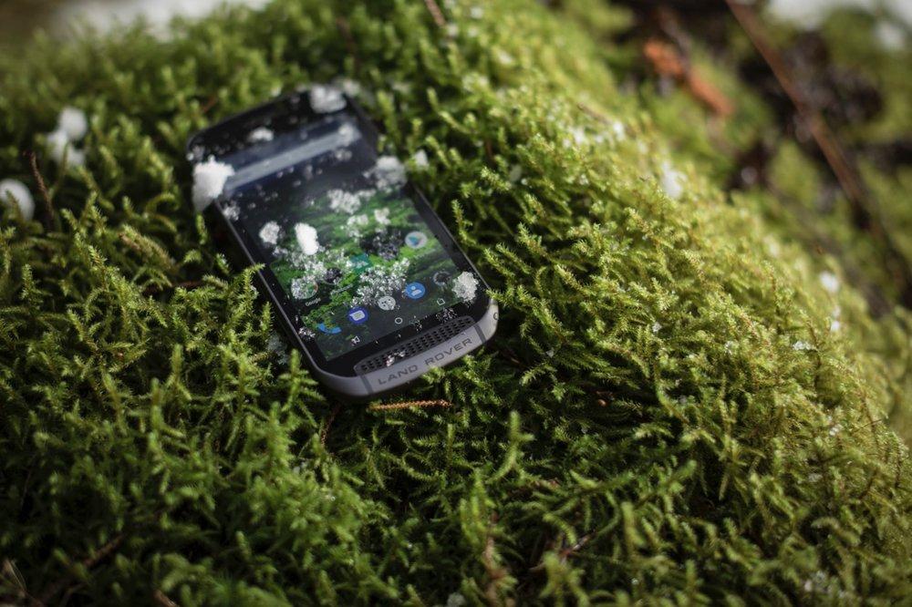Land Rover Explore Smartphone - © D.Daher