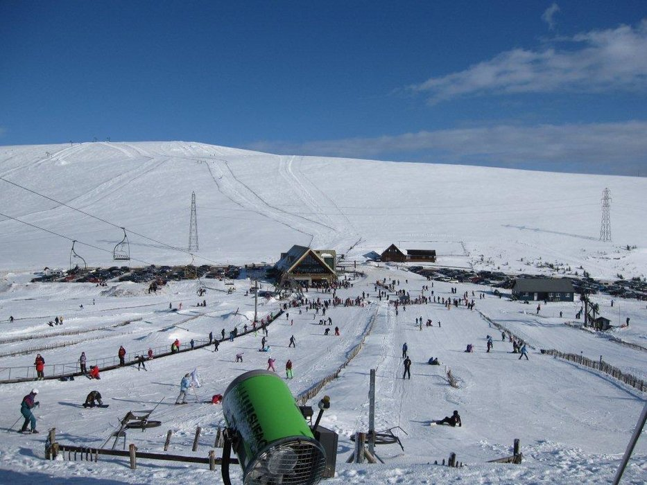 The Lecht lower slopes, Scotland - © The Lecht
