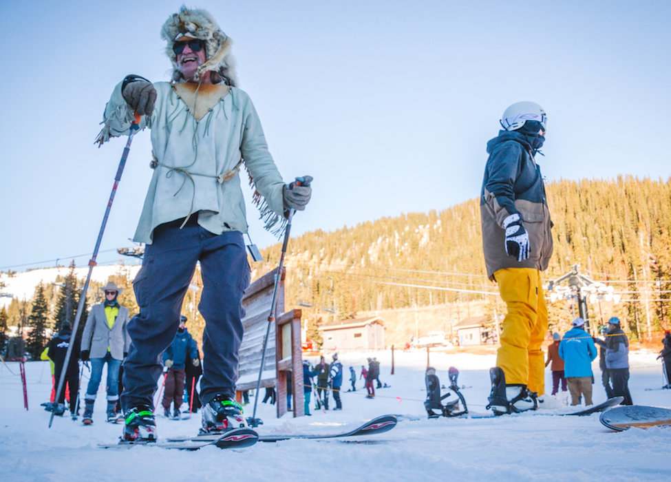 Crushed it... - © Ryan Taylor, Loveland Ski Area