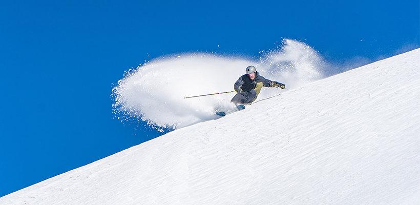 Perisher, Australia's best ski season since 2004 continues until October 7th.
