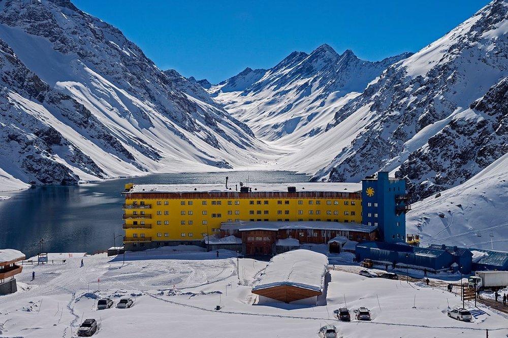 Ski Portillo is looking ready for an amazing 2018 season.  - © Ski Portillo