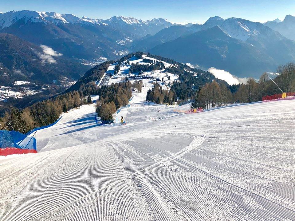 Sciare in Friuli Venezia Giulia a Ravascletto - Zoncolan  - © Ravascletto - Zoncolan Facebook