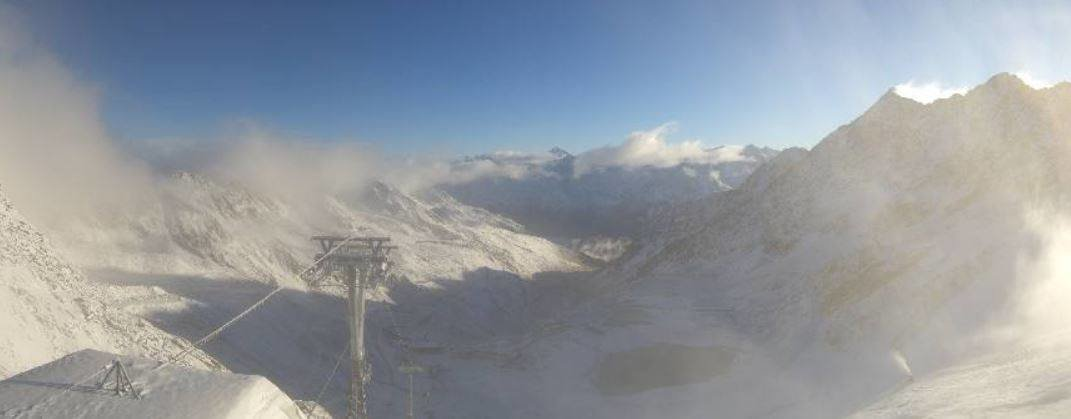 Sölden - 2.10.2018 - © Facebook Sölden