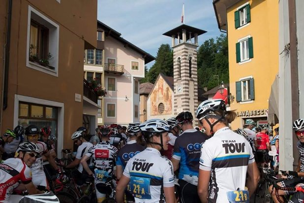 La Sportful Dolomiti Race a Passo Rolle - © APT San Martino di Castrozza