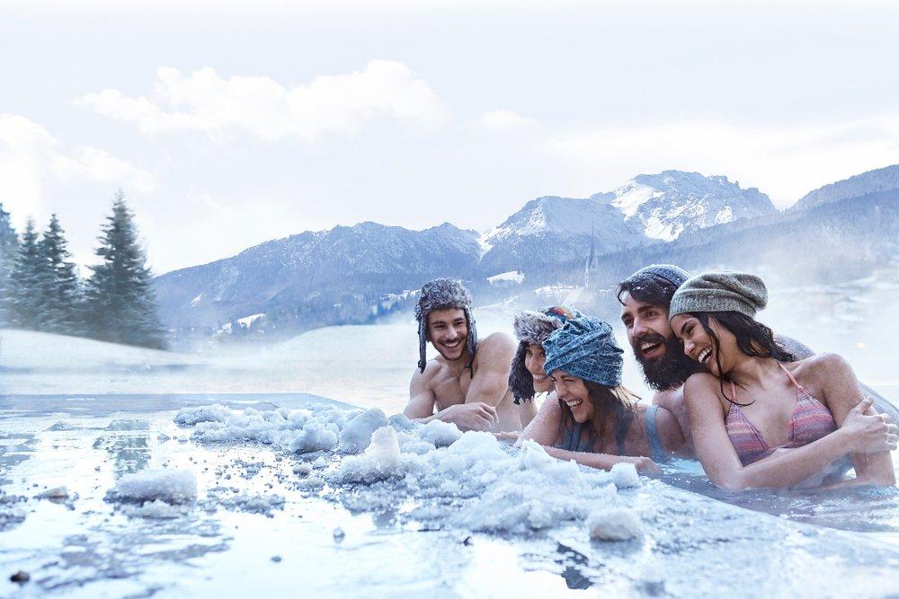 Narty i wiosenny relaks w Trentino - © Trentino