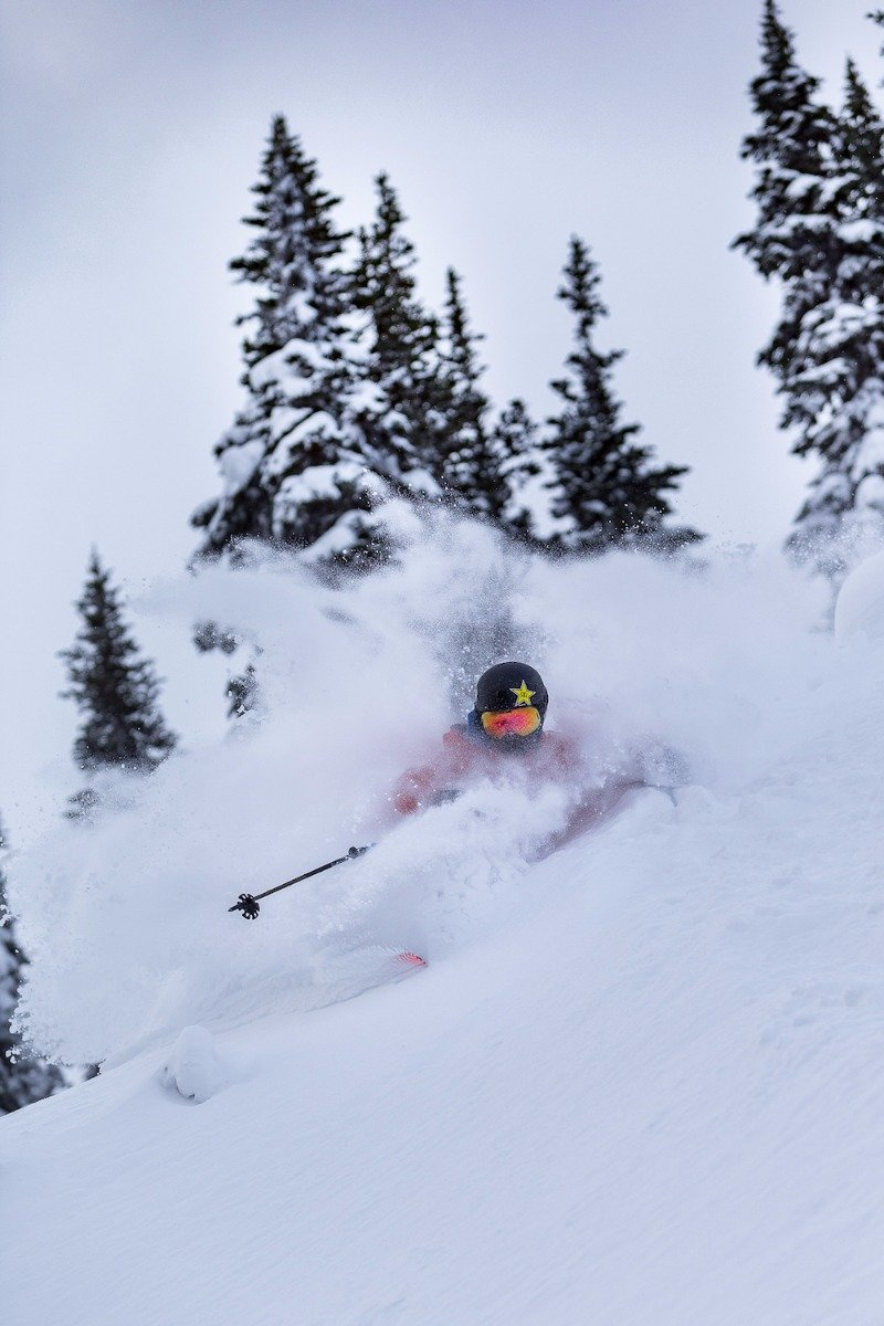 Whistler Blackcomb received over 6 feet of fresh snow in just seven days. - © Whistler Blackcomb