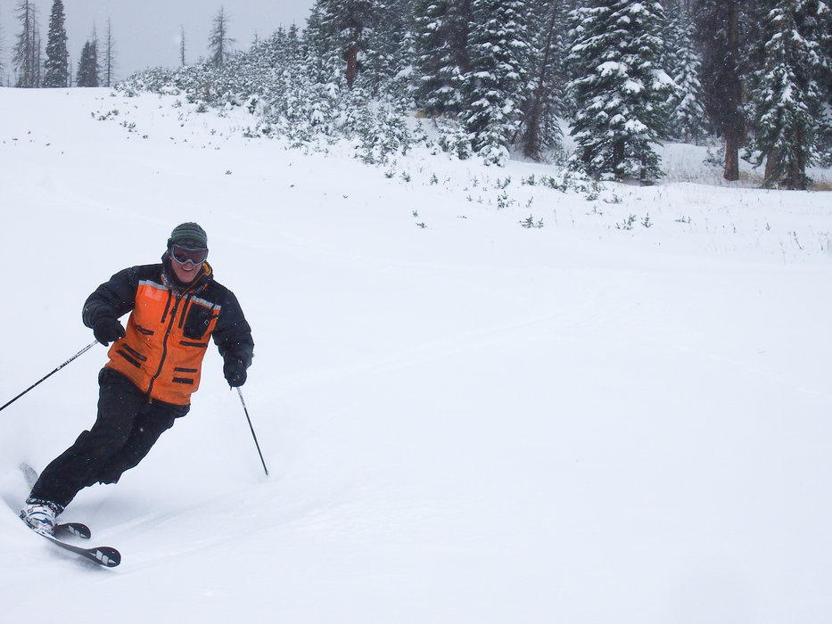 Wolf Creek is the first ski resort out of the gates to open for the 18/19 ski season. - © Wolf Creek Ski Area