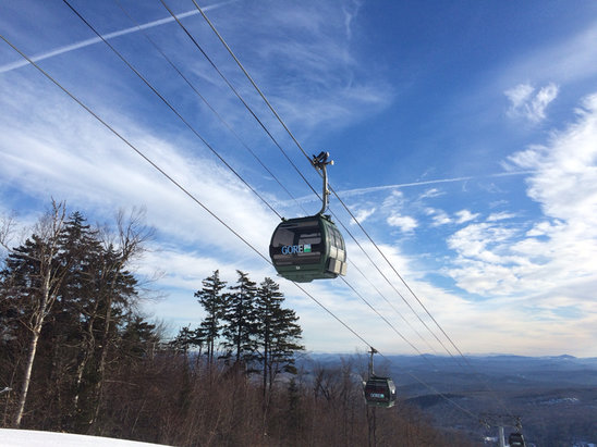 """Gore Mountain - My first """" why not Wednesday"""", but not my last!  - © Joseph's iPad"""