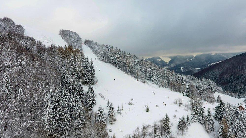 Skiing in PARK SNOW Donovaly, Slovakia - © PARK SNOW Donovaly