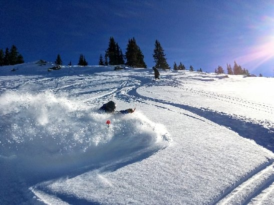 Copper Mountain Resort - pooooooow! - © anonymous