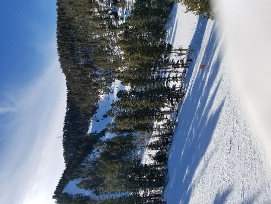 Angel Fire Resort - good snow more is always nice, great runs... lines where  short! - © bwall