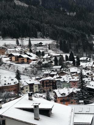 Moena-Alpe Lusia-Bellamonte -        - © iPhone di Fabio