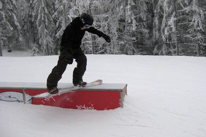 Oslo Vinterpark - Tryvann