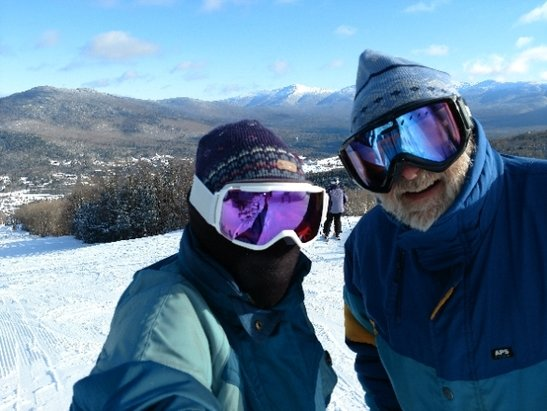 Bretton Woods - Fantastic day at Bretton Woods!! Great conditions!!!! - © anonymous